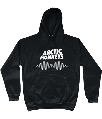 AWDis College Hoodie arctic monkeys (B)be2