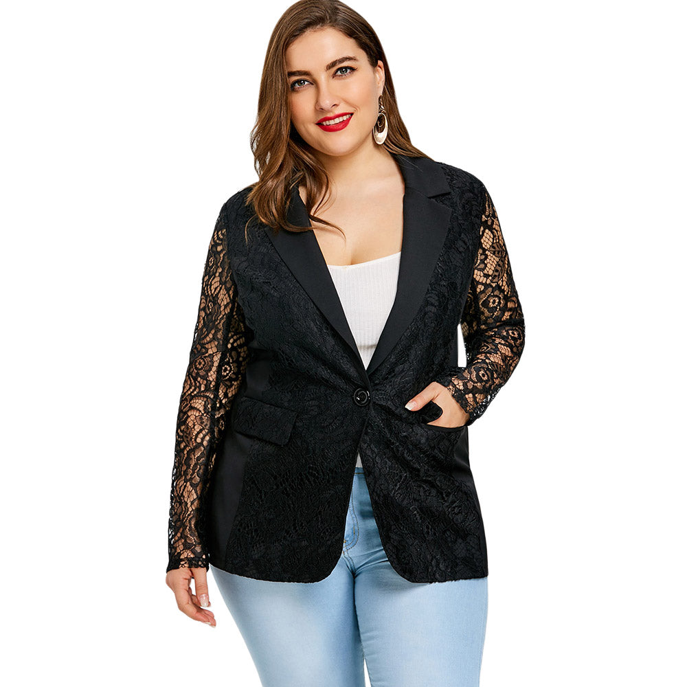 3c1c88a2f59 Jackets Women Casual Work Office Ladies Coats Slim Long – deevybuy
