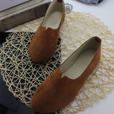 Shoes Loafers Summer Sweet Flat Casual