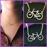 Bike Charm Necklace RK