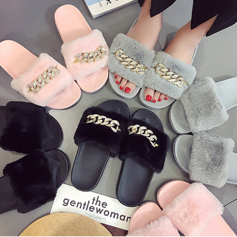 68a77120d Shoes Soft Indoor Home Slippers Women