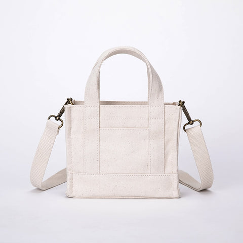 canvas messenger small shoulder bag RI