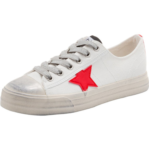Canvas Shoes Star Shallow Flat Sneakers SE