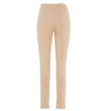 High Waist Faux Leather Leggings Pants