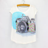 Cute Dogs printing t shirts