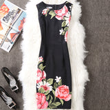 Dress Casual Summer Women