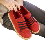 Shoes Casual Lace-up Flats Comfortable