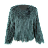 Jacket Fur Coat Women