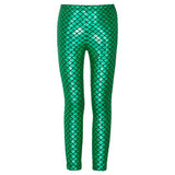 Simulation Mermaid Pants