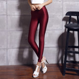 Spandex Shinny Pant Leggings