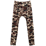 Pants Military Army Combat Work Zipper