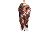 Plaid Scarf SE