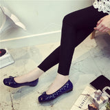 Shoes Patent Leather Flat