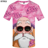 Dragon Ball T Shirt 3d T-shirt
