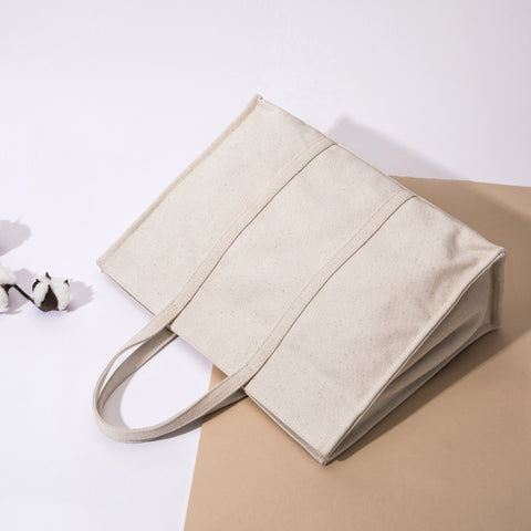 Large canvas tote bag RI
