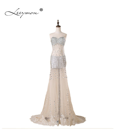 Weddings & Events 2018 Lebanon Bateau Long Sleeve See Through Short Mini Sheath Bling Tulle Rhinestones Hottest Beaded Sexy Bridesmaid Dresses Quality First Bridesmaid Dresses