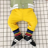 Knitted Baby Length Pants