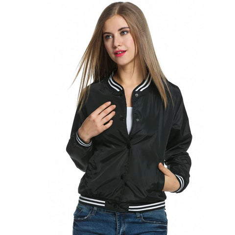 Jackets Baseball coat for women
