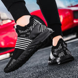 Male Lace-up Outdoor Sport Shoes RI
