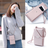 Multifunctional Wallet Phone Case Portable Small Purse SE