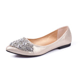 Shoes Women Ballet Princess Shoes For Casual Crystal