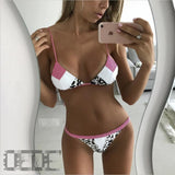 bikini sexy push up swimwear women beach wear bathing