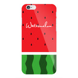 Tropical Fruit Case For iphone 7 8 Plus 6 6S 5 5S SE Hard Cover Strawberry Watermelon Pineapple Accessories