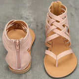 Shoes Casual For Woman European Rome Style Sandalias