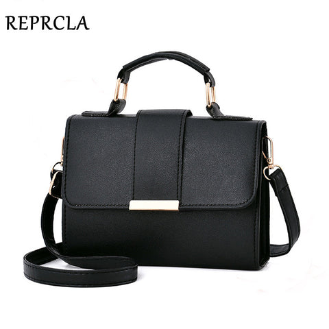 Leather Handbags PU Shoulder Small Flap Crossbody Bags SE