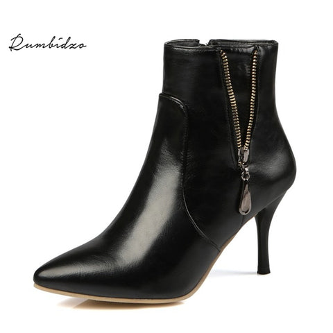 1ff82bd6b9b70 ... High Heels Ankle Boots. Regular price $42.39. View · Pointed Toe Side  Zip Ankle Boots