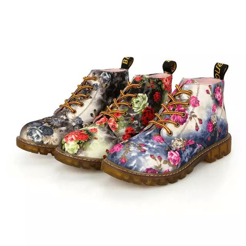 Shoes Boots Floral Boots Soft