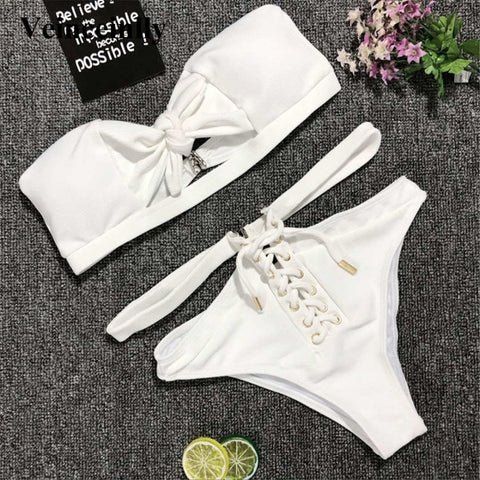 Bikini Sexy Bather High Waist