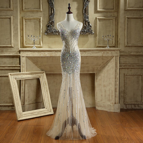 Wedding Party Dress 2018 Lebanon Bateau Long Sleeve See Through Short Mini Sheath Bling Tulle Rhinestones Hottest Beaded Sexy Bridesmaid Dresses Quality First