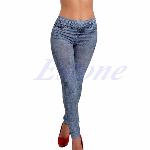 Pants jeans Stretchy Legging