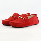 Shoes Genuine Leather Women's Flat Casual