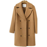 Steetwear Black Brown Coat Jacket
