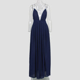 Dress women party vintage Sleeveless