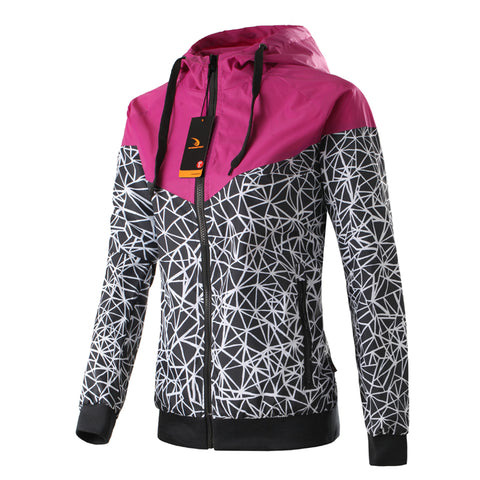 jacket Women Fashion Casual Thin Windbreaker