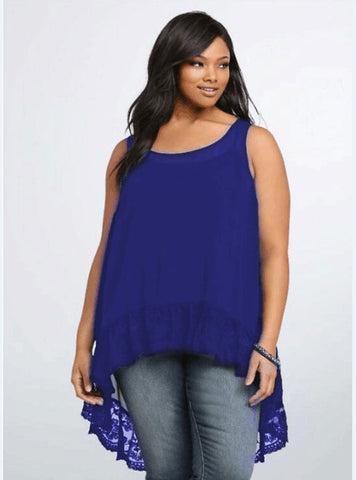 Tunic pullover  Tank Top