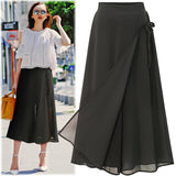 Pants Skirt Stretch Casual