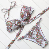 Bikini Swimming Bathing Beachwear