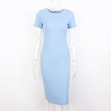 Dress with Long Sleeve Autumn Women