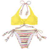 Bikini Summer Beach Wear Reversible