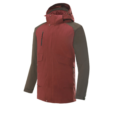 188a8c4ef042 Hiking Jakets Men Windproof Waterproof Thermal clothing Outdoors Trekking  Camping