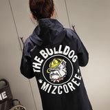 Jacket Mickey friend bulldog cardigan