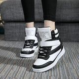 Shoes Women Casual Height Increased High Top