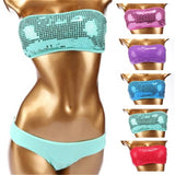 Bikini Sequined Swimwear