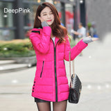 Jackets Warm Winter Women Fashion