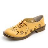 Shoes Genuine Leather Women Flats Casual