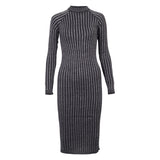 dress long sexy Women Sweater